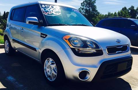 2012 Kia Soul for sale in Rosenberg, TX