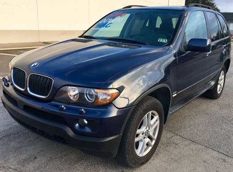 2005 BMW X5 for sale at Palmer Auto Sales in Rosenberg TX