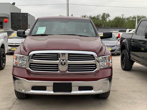2018 RAM Ram Pickup 1500 for sale in Hidalgo, TX