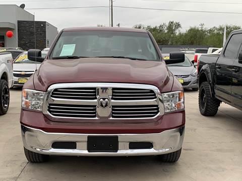 2018 RAM Ram Pickup 1500 for sale at A & V MOTORS in Hidalgo TX