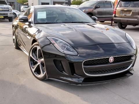 2015 Jaguar F-TYPE for sale at A & V MOTORS in Hidalgo TX