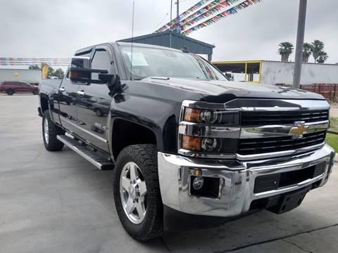 2015 Chevrolet Silverado 2500HD for sale at A & V MOTORS in Hidalgo TX