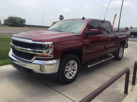 2017 Chevrolet Silverado 1500 for sale at A & V MOTORS in Hidalgo TX