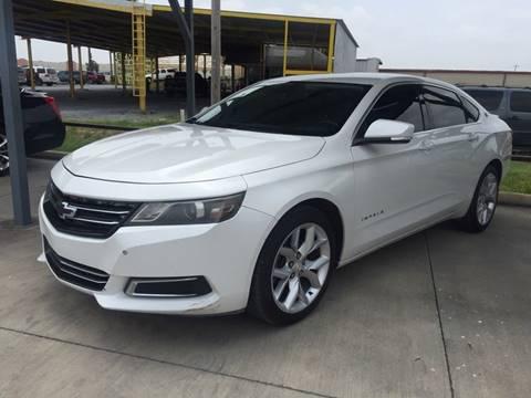 2015 Chevrolet Impala for sale at A & V MOTORS in Hidalgo TX