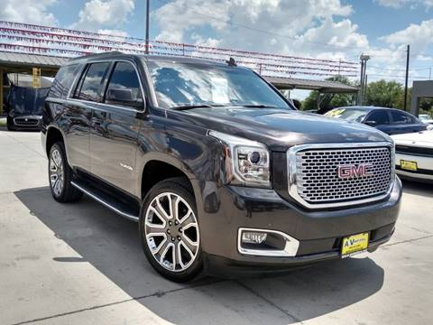 2017 GMC Yukon for sale at A & V MOTORS in Hidalgo TX