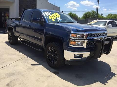 2015 Chevrolet Silverado 1500 for sale at A & V MOTORS in Hidalgo TX
