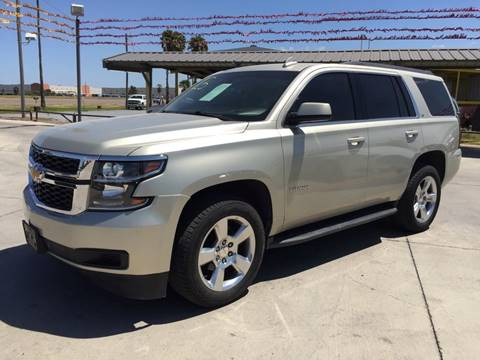 2015 Chevrolet Tahoe for sale at A & V MOTORS in Hidalgo TX