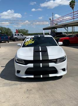 2016 Dodge Charger for sale at A & V MOTORS in Hidalgo TX