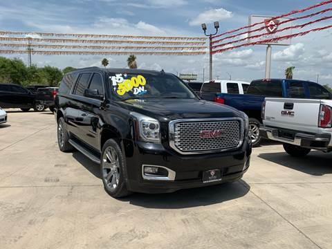 2015 GMC Yukon XL for sale in Hidalgo, TX