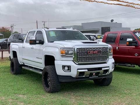 2015 GMC Sierra 2500HD for sale in Hidalgo, TX