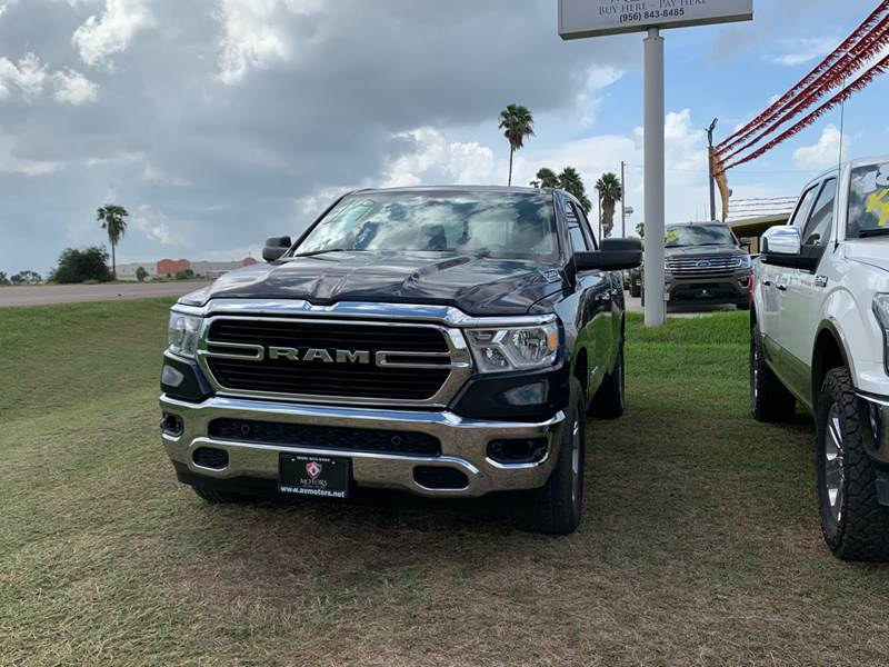 2019 RAM Ram Pickup 1500 for sale at A & V MOTORS in Hidalgo TX