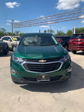 2018 Chevrolet Equinox for sale at A & V MOTORS in Hidalgo TX