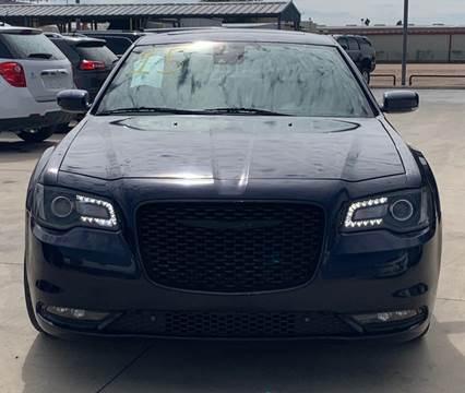2015 Chrysler 300 for sale at A & V MOTORS in Hidalgo TX