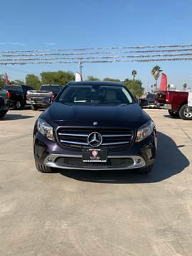 2015 Mercedes-Benz GLA for sale at A & V MOTORS in Hidalgo TX