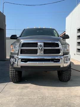 2011 RAM Ram Pickup 3500 for sale at A & V MOTORS in Hidalgo TX