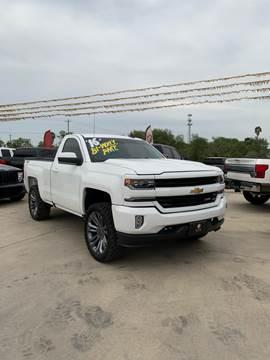 2016 Chevrolet Silverado 1500 for sale at A & V MOTORS in Hidalgo TX