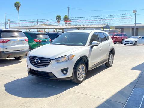 2015 Mazda CX-5 for sale at A & V MOTORS in Hidalgo TX
