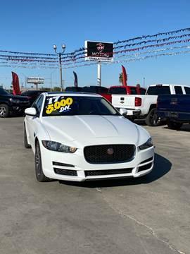 2017 Jaguar XE for sale at A & V MOTORS in Hidalgo TX