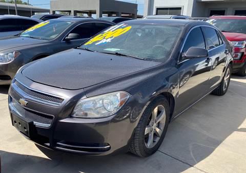 2011 Chevrolet Malibu for sale at A & V MOTORS in Hidalgo TX