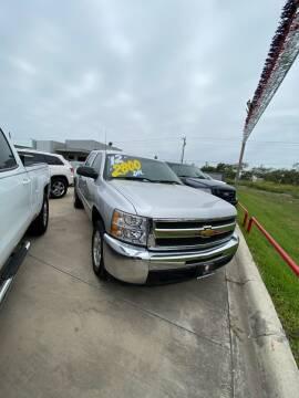 2012 Chevrolet Silverado 1500 for sale at A & V MOTORS in Hidalgo TX
