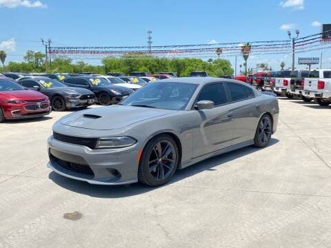 2019 Dodge Charger for sale at A & V MOTORS in Hidalgo TX