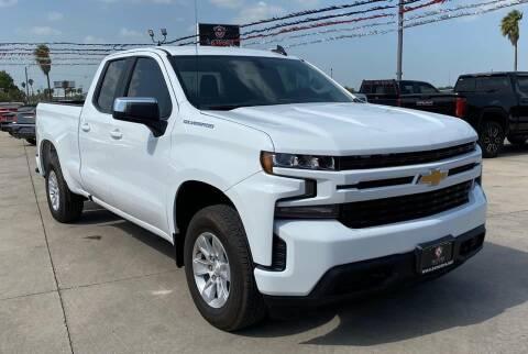 2019 Chevrolet Silverado 1500 for sale at A & V MOTORS in Hidalgo TX