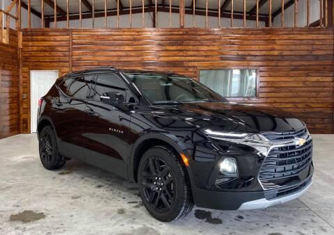 2019 Chevrolet Blazer for sale at A & V MOTORS in Hidalgo TX