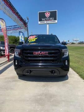 2020 GMC Sierra 1500 for sale at A & V MOTORS in Hidalgo TX