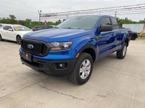 2020 Ford Ranger for sale at A & V MOTORS in Hidalgo TX