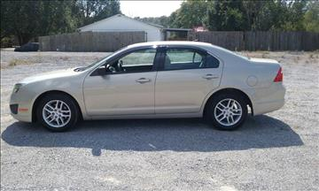 2010 Ford Fusion for sale in Hazel Green, AL