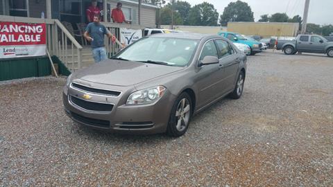 2011 Chevrolet Malibu for sale in Hazel Green, AL