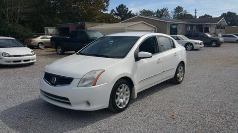 2011 Nissan Sentra for sale in Hazel Green, AL