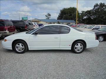 2000 Chevrolet Monte Carlo for sale in Hazel Green, AL