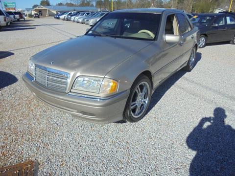 1999 Mercedes-Benz C-Class for sale in Hazel Green, AL