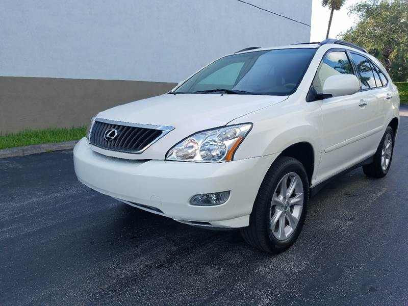 2009 Lexus RX 350 for sale at HD CARS INC in Hollywood FL