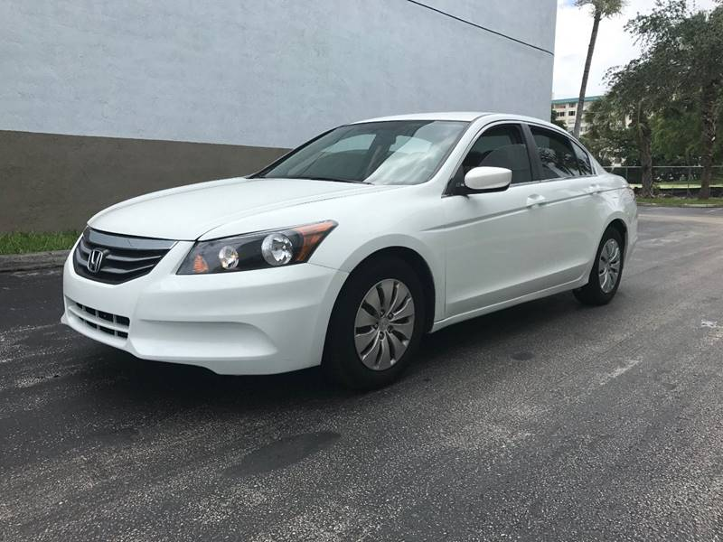 2011 Honda Accord for sale at HD CARS INC in Hollywood FL