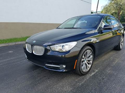 2010 BMW 5 Series for sale at HD CARS INC in Hollywood FL