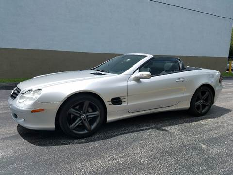 2006 Mercedes-Benz SL-Class for sale in Hollywood, FL