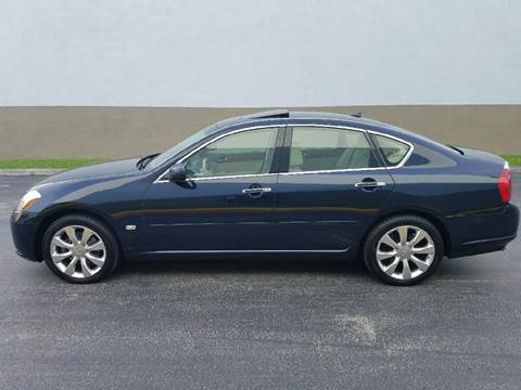 2006 Infiniti M35 for sale at HD CARS INC in Hollywood FL
