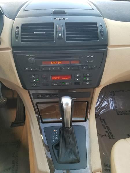 2005 Bmw X3 AWD 3.0i 4dr SUV In Hollywood FL - HD CARS INC