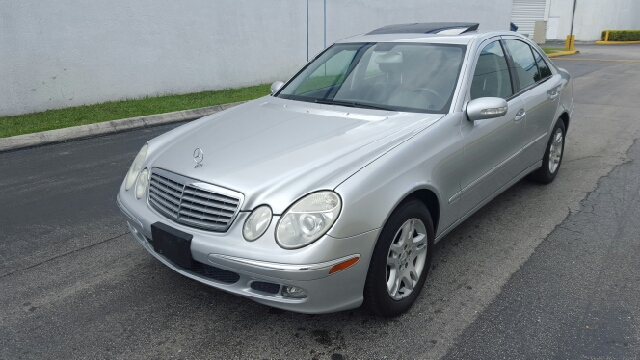 2006 Mercedes-Benz E-Class for sale at HD CARS INC in Hollywood FL