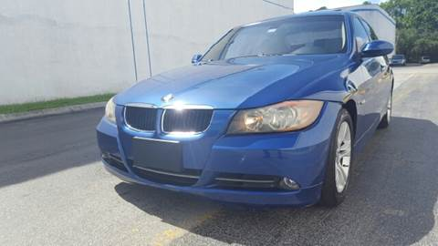 2008 BMW 3 Series for sale at HD CARS INC in Hollywood FL
