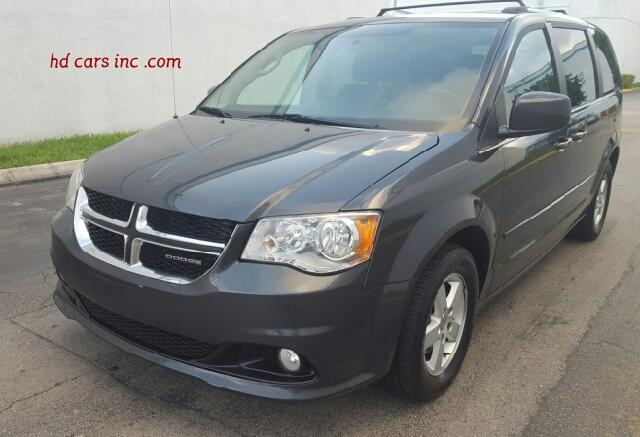 2011 Dodge Grand Caravan for sale at HD CARS INC in Hollywood FL