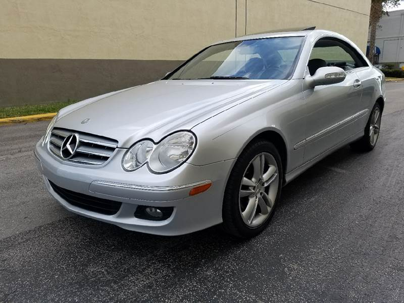 2006 Mercedes-Benz CLK for sale at HD CARS INC in Hollywood FL