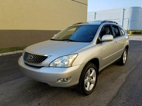 2008 Lexus RX 350 for sale in Hollywood, FL