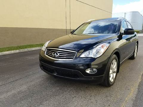 2010 Infiniti EX35 for sale in Hollywood, FL