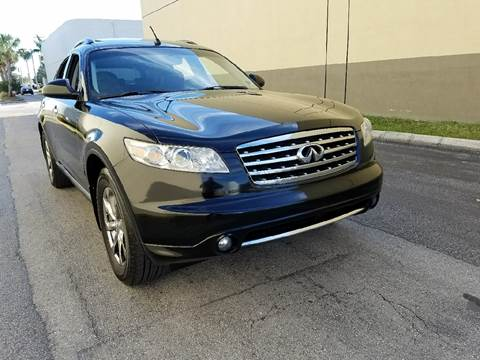 2008 Infiniti FX35 for sale in Hollywood, FL