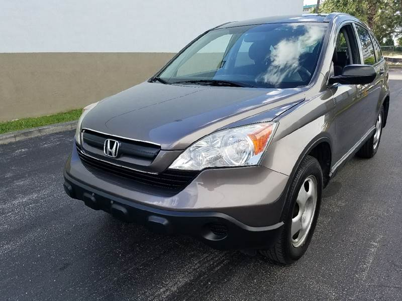 2009 Honda CR-V for sale at HD CARS INC in Hollywood FL
