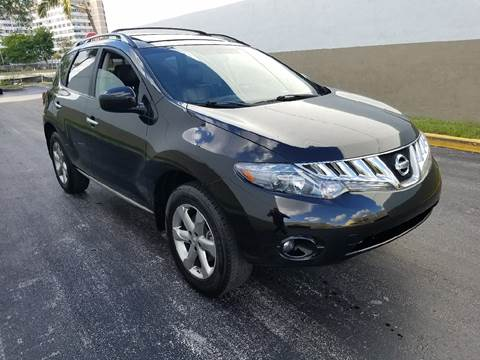 2009 Nissan Murano for sale at HD CARS INC in Hollywood FL