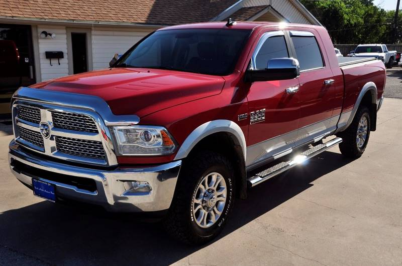 2014 ram ram pickup 2500 laramie in wichita falls tx for Discount motors jacksboro hwy inventory